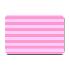 Fabric Baby Pink Shades Pale Small Doormat