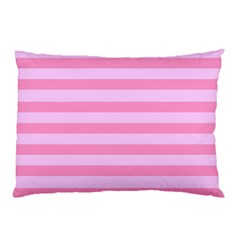 Fabric Baby Pink Shades Pale Pillow Case