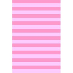 Fabric Baby Pink Shades Pale 5.5  x 8.5  Notebooks