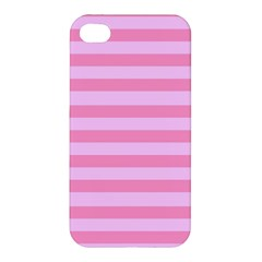 Fabric Baby Pink Shades Pale Apple iPhone 4/4S Hardshell Case