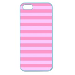 Fabric Baby Pink Shades Pale Apple Seamless iPhone 5 Case (Color)