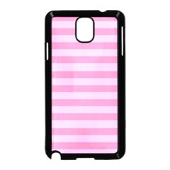 Fabric Baby Pink Shades Pale Samsung Galaxy Note 3 Neo Hardshell Case (Black)