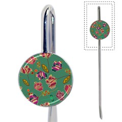 Flowers Pattern Book Mark