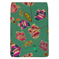 Flowers Pattern Flap Covers (s)