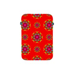 Geometric Circles Seamless Pattern Apple iPad Mini Protective Soft Cases