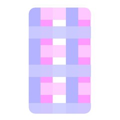 Gingham Checkered Texture Pattern Memory Card Reader