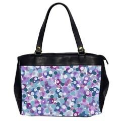 Decorative bubbles Office Handbags (2 Sides)