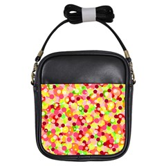 Playful bubbles Girls Sling Bags