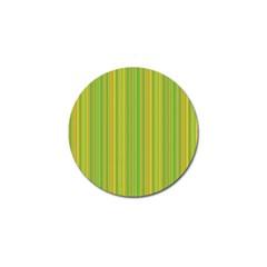 Green lines Golf Ball Marker (10 pack)