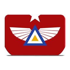 Emblem of The Myanmar Air Force Plate Mats