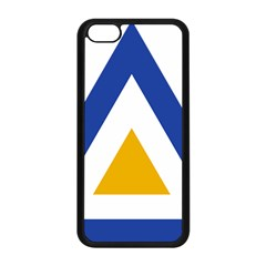 Roundel of The Myanmar Air Force Apple iPhone 5C Seamless Case (Black)