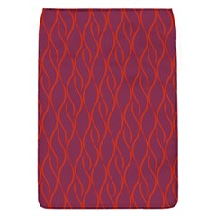 Red Pattern Flap Covers (s)