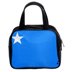 Flag Of The Myanmar Air Force Classic Handbags (2 Sides)