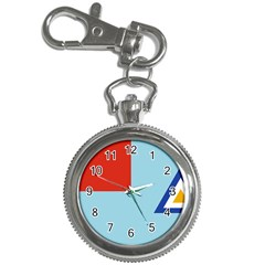 Air Force Ensign ,f Burma, 1948-1974 Key Chain Watches