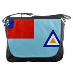 Air Force Ensign ,f Burma, 1948 1974 Messenger Bags