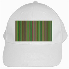 Green lines White Cap