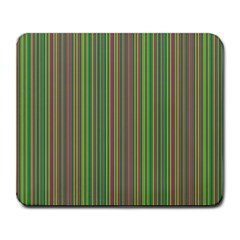 Green lines Large Mousepads