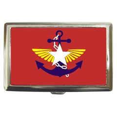 Flag Of The Myanmar Armed Forces Cigarette Money Cases