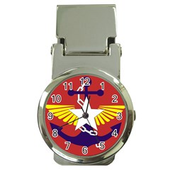 Flag of The Myanmar Armed Forces Money Clip Watches