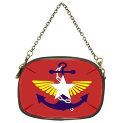 Flag of The Myanmar Armed Forces Chain Purses (Two Sides)