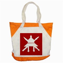 Flag of The Myanmar Army Accent Tote Bag