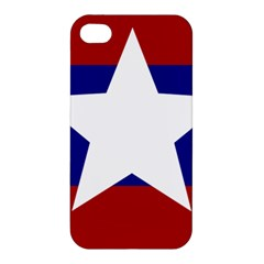 Flag of the Bureau of Special Operations of Myanmar Army Apple iPhone 4/4S Hardshell Case