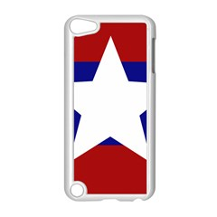 Flag of the Bureau of Special Operations of Myanmar Army Apple iPod Touch 5 Case (White)
