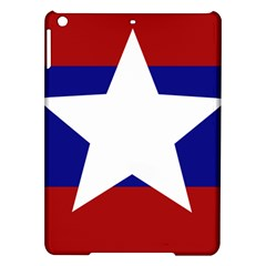 Flag of the Bureau of Special Operations of Myanmar Army iPad Air Hardshell Cases