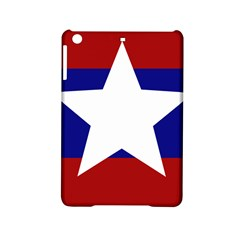 Flag of the Bureau of Special Operations of Myanmar Army iPad Mini 2 Hardshell Cases