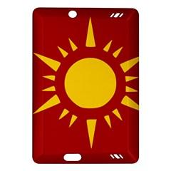 Flag of Myanmar Army Northeastern Command Amazon Kindle Fire HD (2013) Hardshell Case