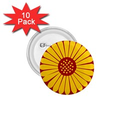 Flag of Myanmar Army Eastern Command 1.75  Buttons (10 pack)