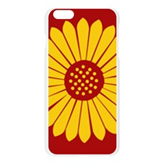 Flag of Myanmar Army Eastern Command Apple Seamless iPhone 6 Plus/6S Plus Case (Transparent)