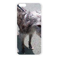 Scottish Deerhound Full Apple Seamless iPhone 6 Plus/6S Plus Case (Transparent)