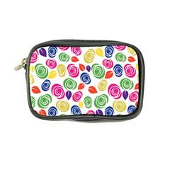 Colorful roses Coin Purse
