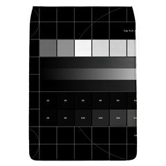 Grayscale Test Pattern Flap Covers (L)