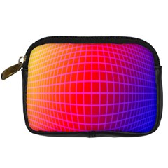 Grid Diamonds Figure Abstract Digital Camera Cases