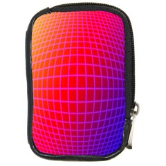 Grid Diamonds Figure Abstract Compact Camera Cases