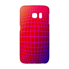 Grid Diamonds Figure Abstract Galaxy S6 Edge