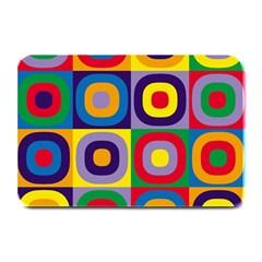 Kandinsky Circles Plate Mats
