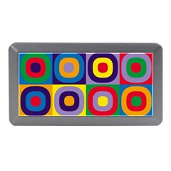 Kandinsky Circles Memory Card Reader (Mini)