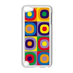 Kandinsky Circles Apple iPod Touch 5 Case (White)