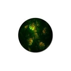 Light Fractal Plants Golf Ball Marker (10 pack)