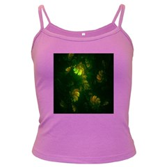 Light Fractal Plants Dark Spaghetti Tank