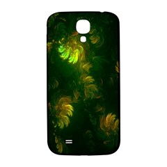 Light Fractal Plants Samsung Galaxy S4 I9500/I9505  Hardshell Back Case