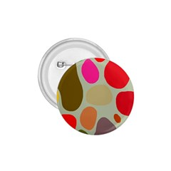 Pattern Design Abstract Shapes 1.75  Buttons