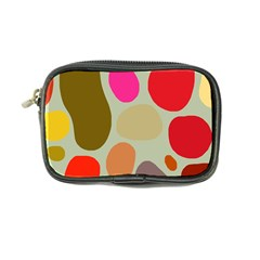 Pattern Design Abstract Shapes Coin Purse