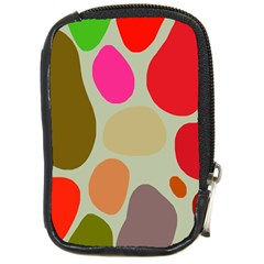 Pattern Design Abstract Shapes Compact Camera Cases