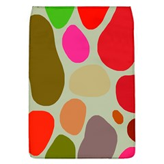 Pattern Design Abstract Shapes Flap Covers (L)