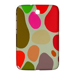 Pattern Design Abstract Shapes Samsung Galaxy Note 8.0 N5100 Hardshell Case