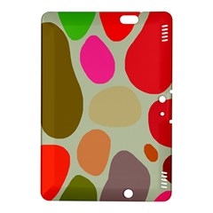 Pattern Design Abstract Shapes Kindle Fire HDX 8.9  Hardshell Case